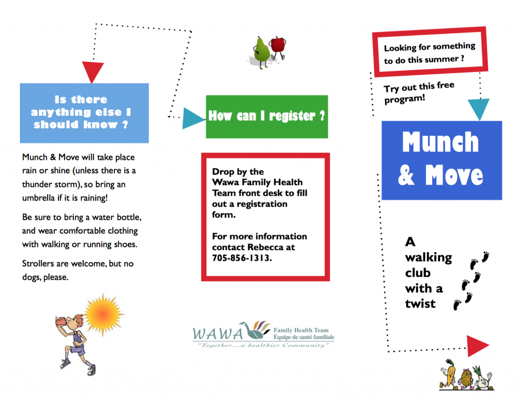 Munch & Move brochure 2015 pg1